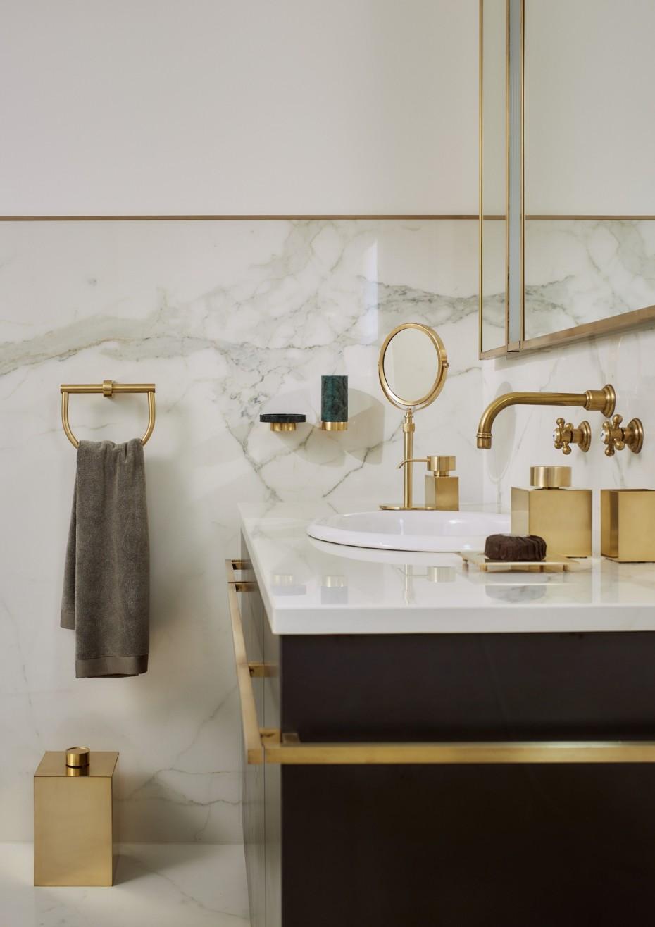 Accesorios de baño, serie DW 477