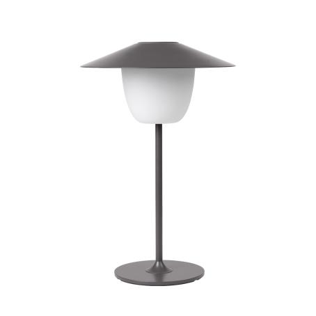 Lámpara de sobremesa móvil Led Ani Lamp para uso en interiores y exteriores.