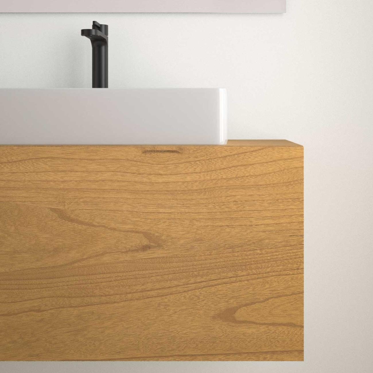 Mueble para baño C4 Steche, liso