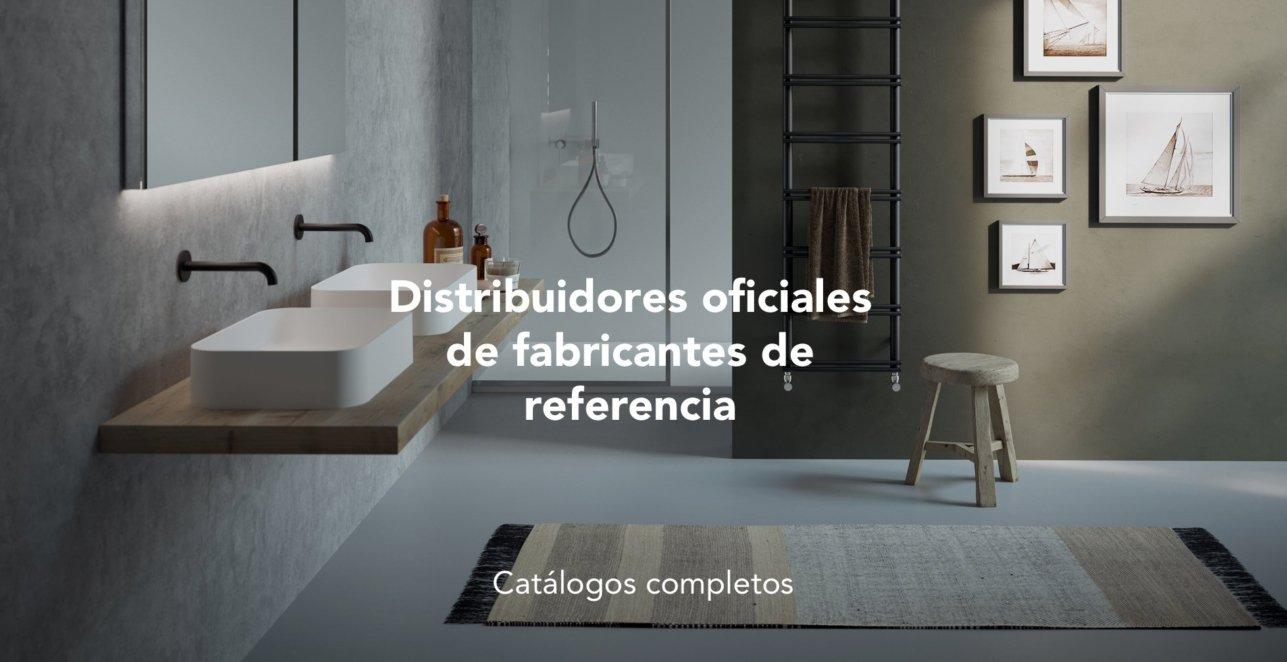 Foto de Distribuidores oficiales de fabricantes de referencia. Singular