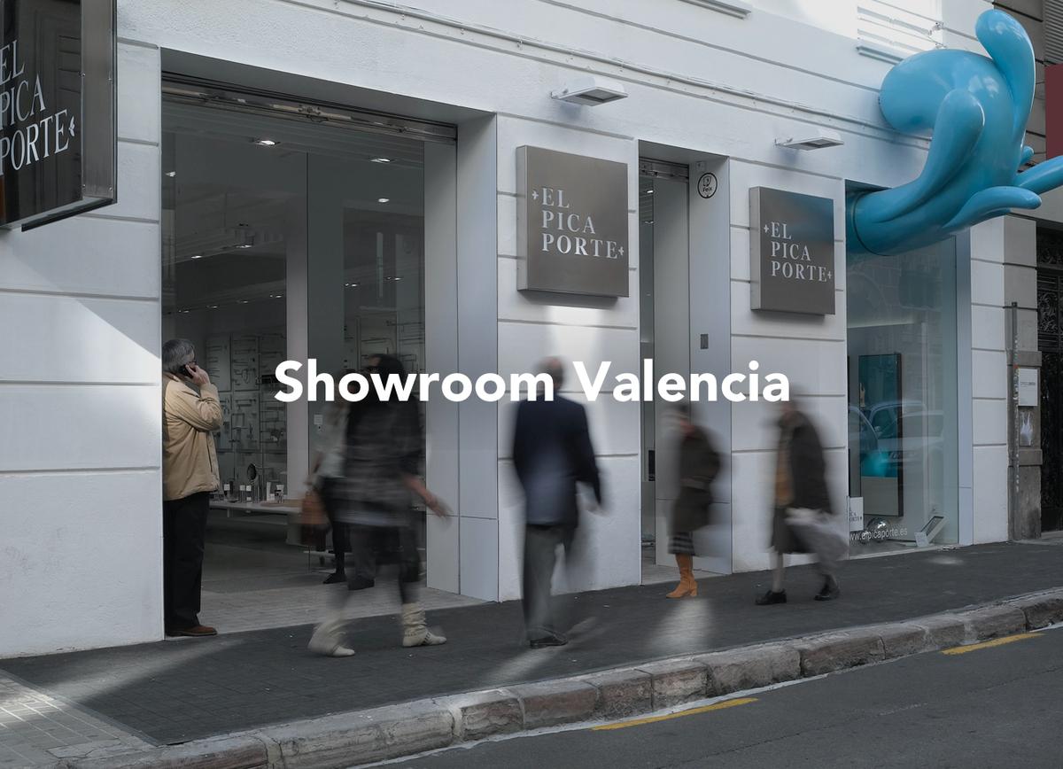 Singular tienda online de El Picaporte, Valencia