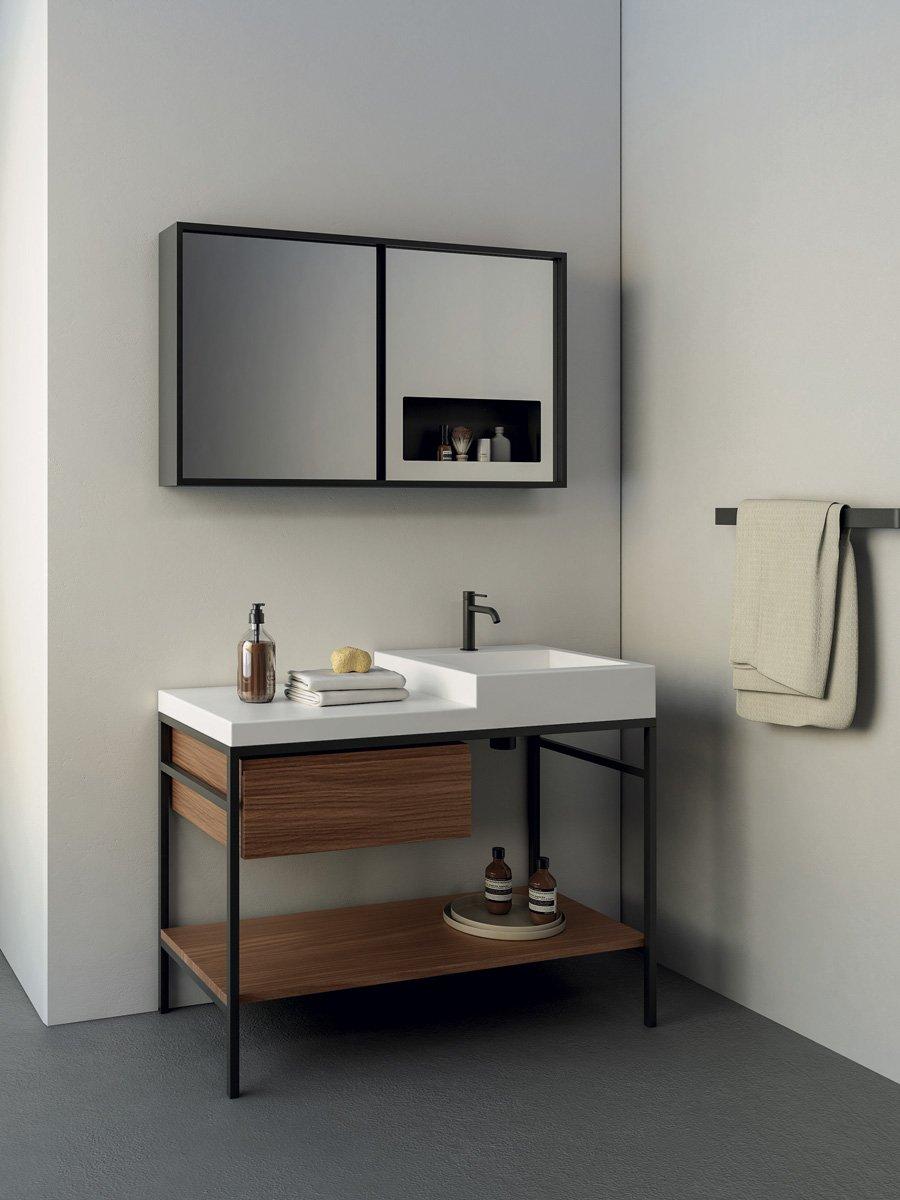 NIC Design. Mueble para baño Semplice.Singular
