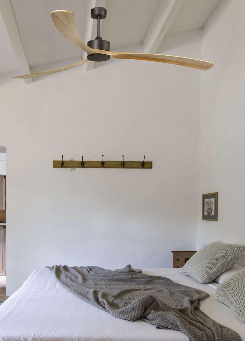 Foto de ventilador de techo de la marca faro